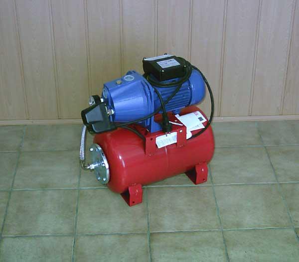 Hauswasserwerke aus eigener Produktion