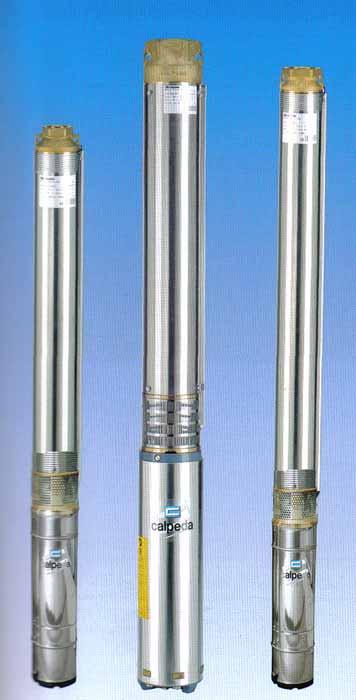 Pumpentechnik: Tiefbrunnenpumpen